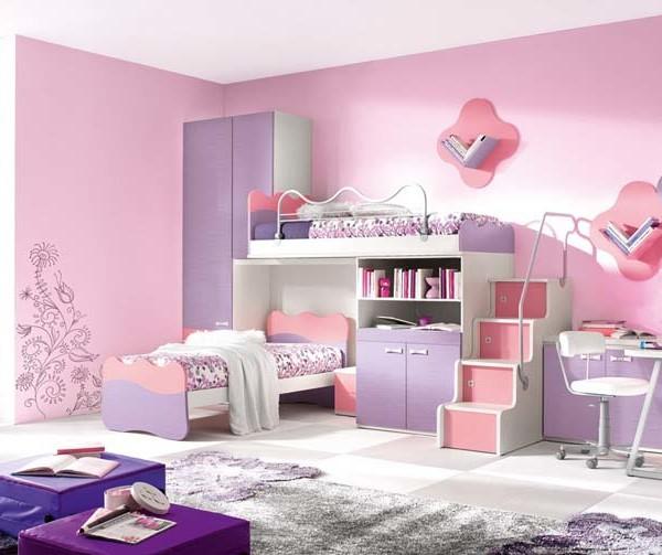 2 Year Old Girl Bedroom Ideas: Deco: Παιδικά δωμάτια για κορίτσια
