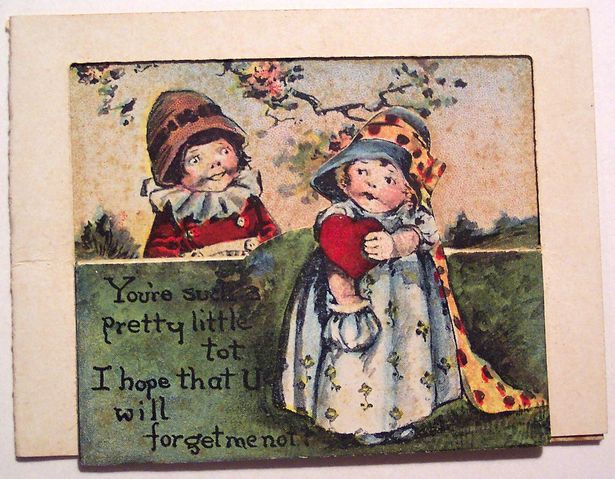 valday-pretty-little-tot-reaching-for-pepper-spray-vintagehalloween