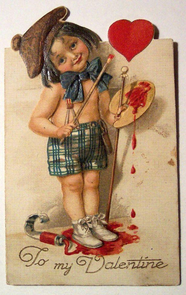 valday-sinister-painting-vintagehalloween