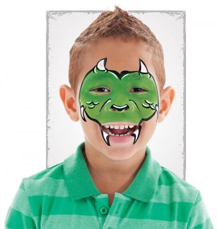 halloween-facepaint-dragon