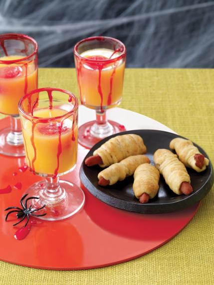 halloween recipe pig blanket