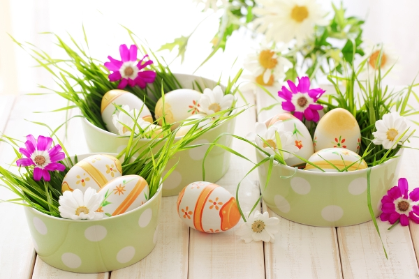 easter table decorations 4