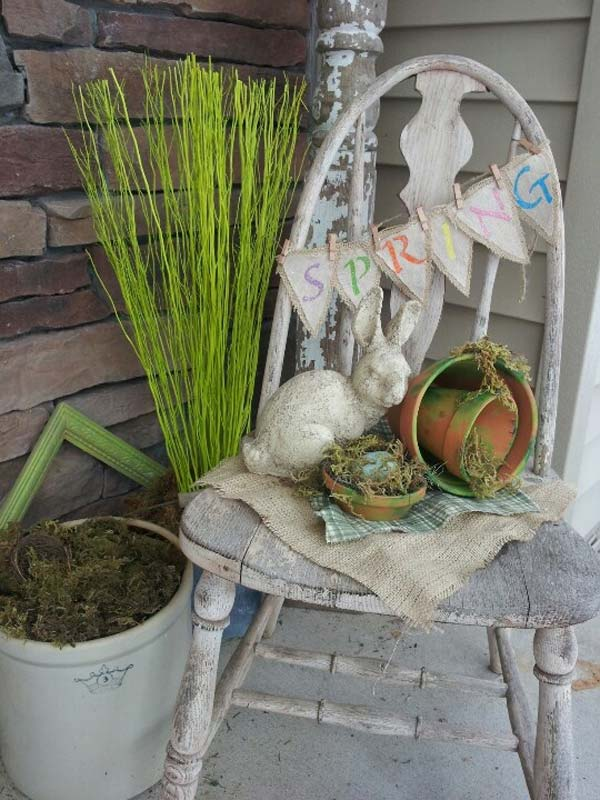 Easter Outdoor Decor Ideas 13