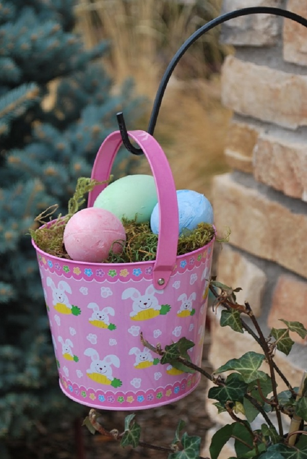 Easter Porch Decor Ideas 1