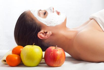 Apple Mask for Clear Skin