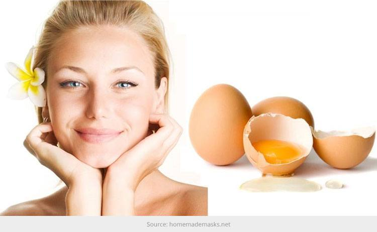 Benefits of Egg For Skin