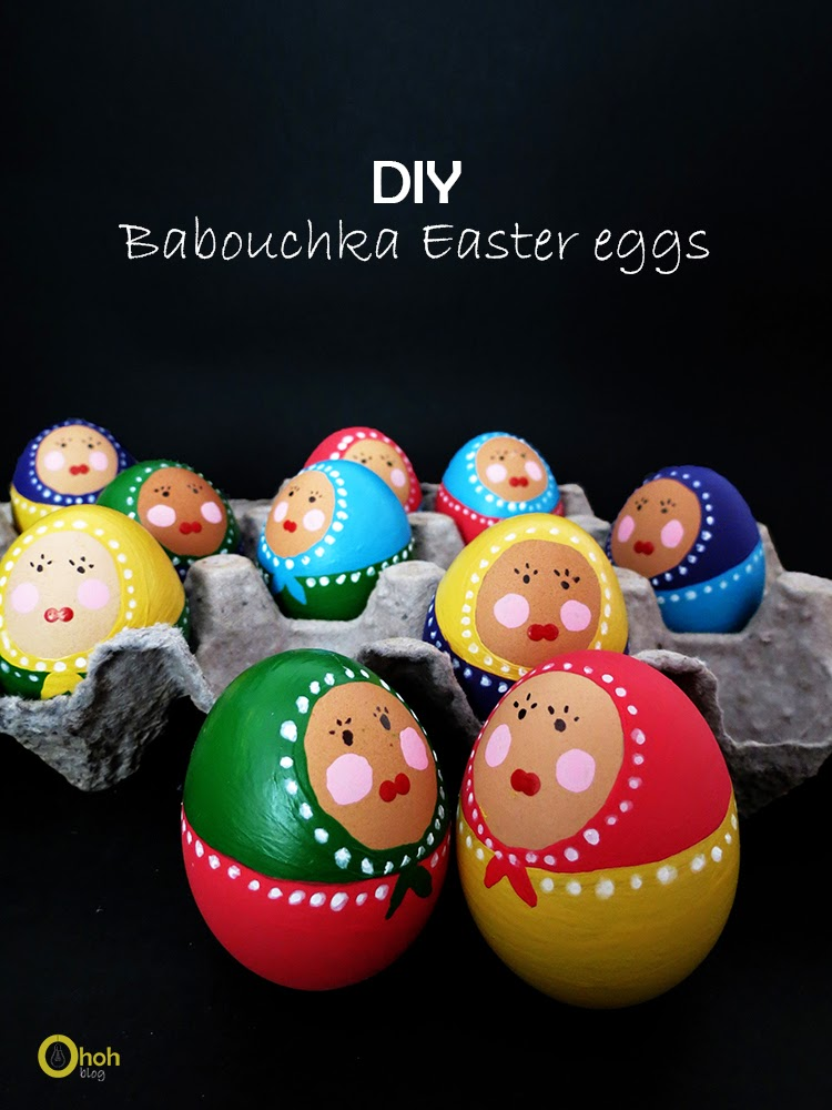 diy babouchka matriochka easter 1 egg