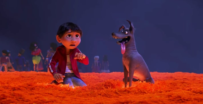 coco credit disney pixar