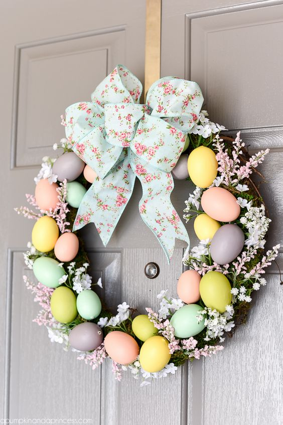 EASTER DOOR DECO 03 2