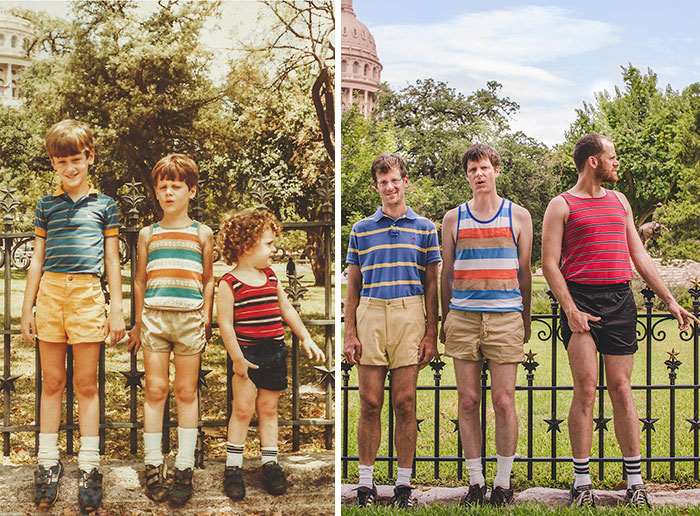 siblings childhood photo recreation 9 58f4b08f970a5 700