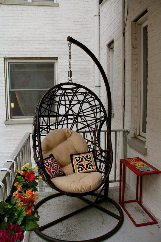 Best 25+ Small balcony furniture ideas on Pinterest | Small ...