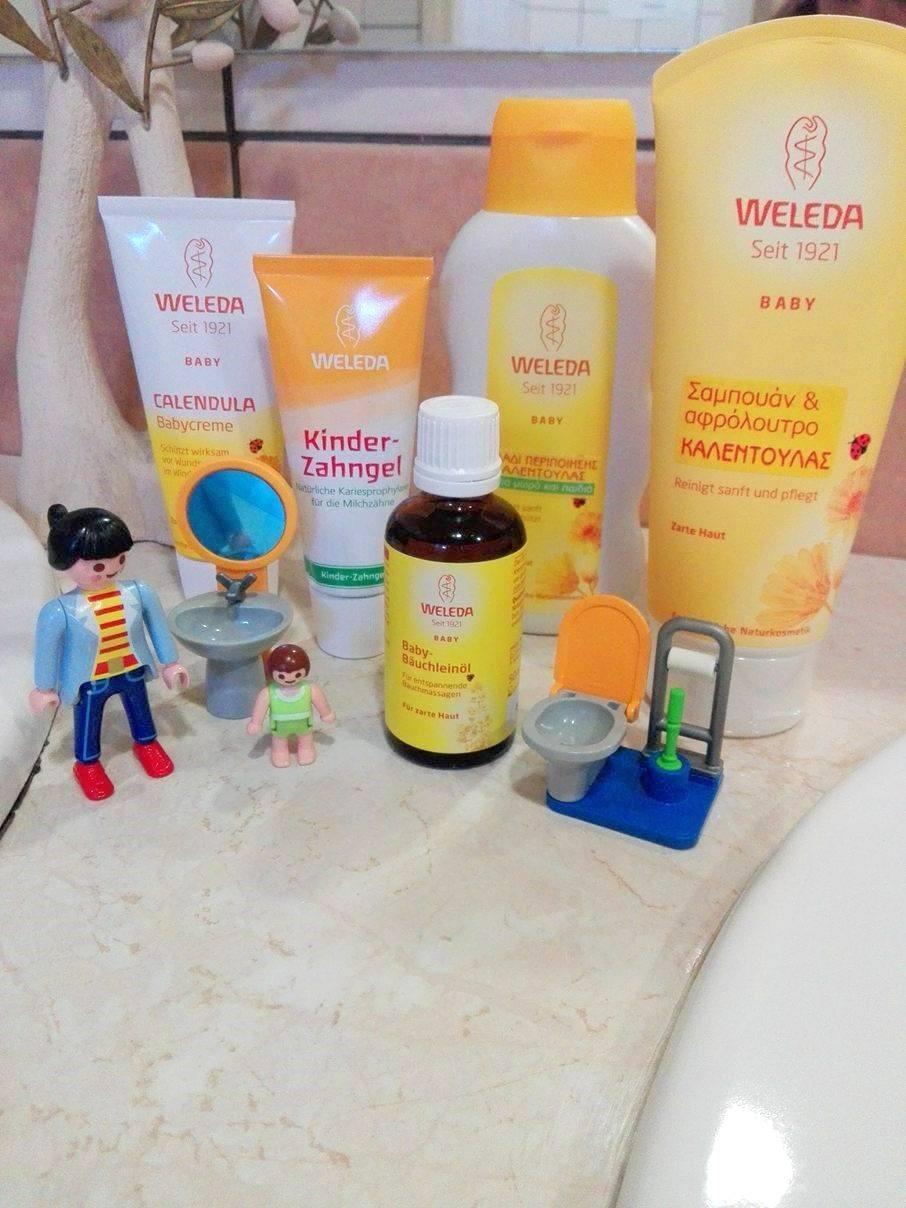 67d1f57e40b Όλα τα προϊόντα μυρίζουν υπέροχα, σε κάνουν να νιώθεις όμορφα και αφήνουν  απίστευτα απαλό και μυρωδάτο το δέρμα του μωρού. Συν ότι εμπιστεύομαι  απόλυτα τα ...