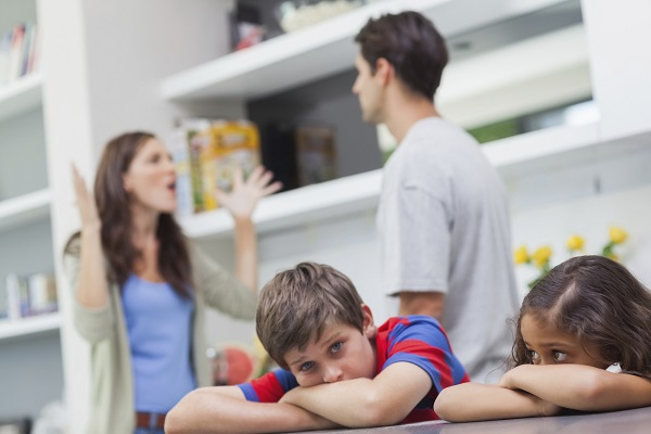 Parentsfighting