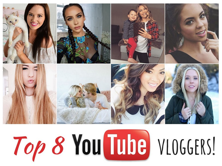 top vloggers