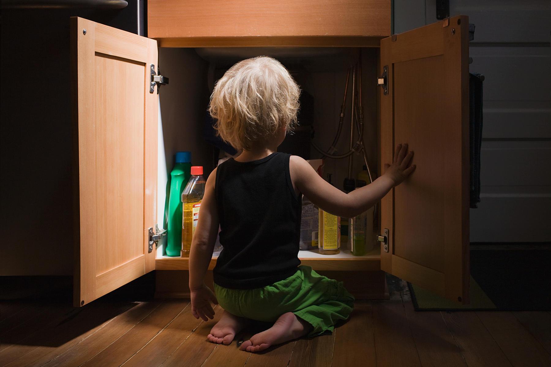 child poisoning hazards