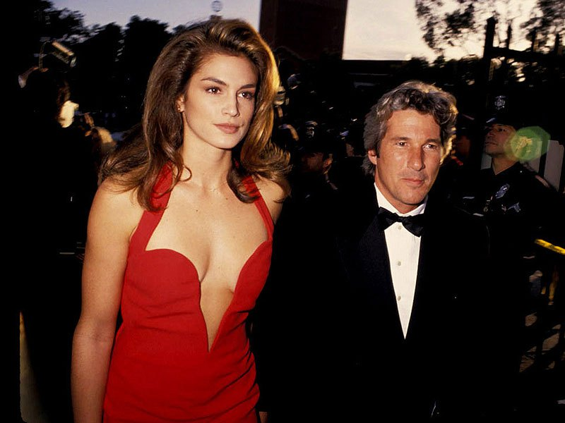cindy crawford gere