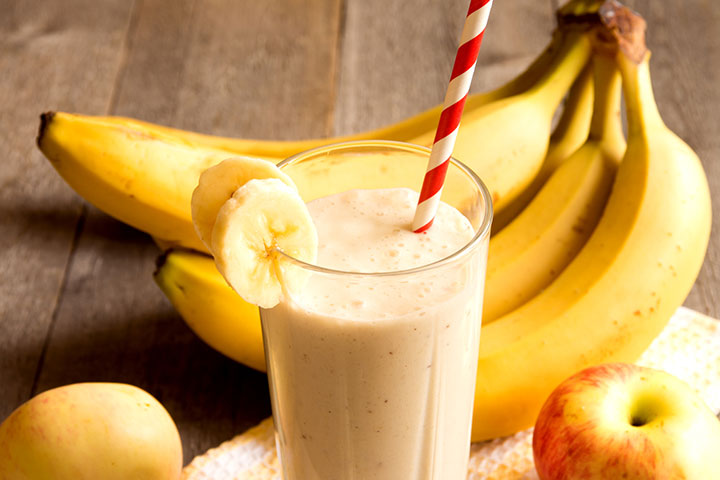 apple banana smoothie 720
