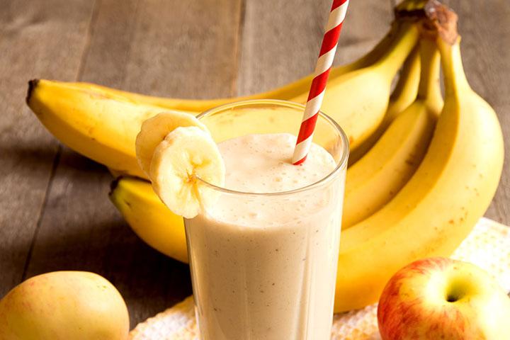 apple banana smoothie 720