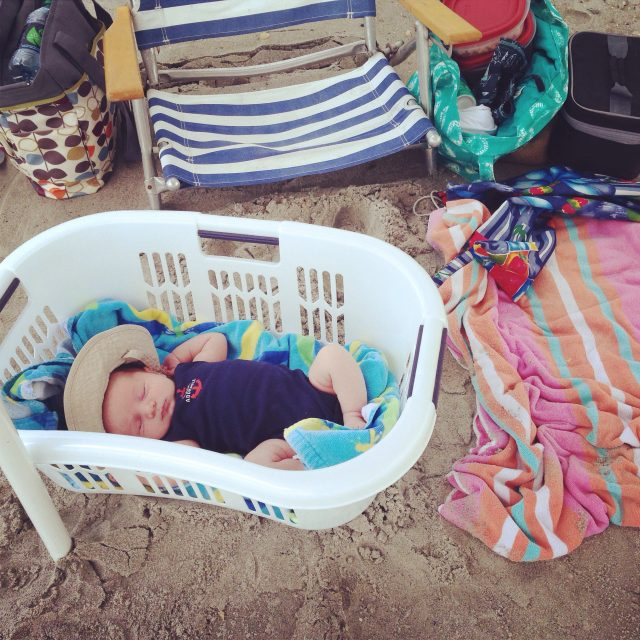 5 Beach Baby Basket 640x640