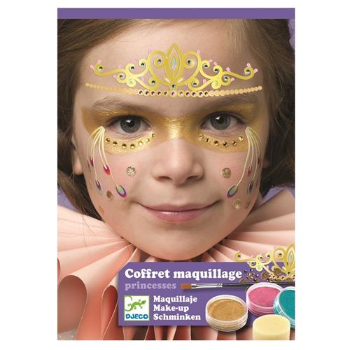 facepainting πριγκιπισσα για κοριτσια
