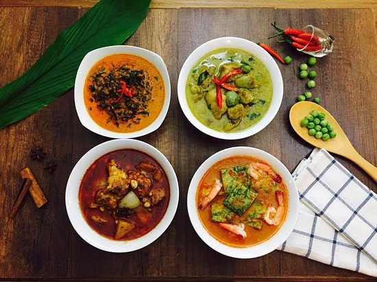 variety of soup