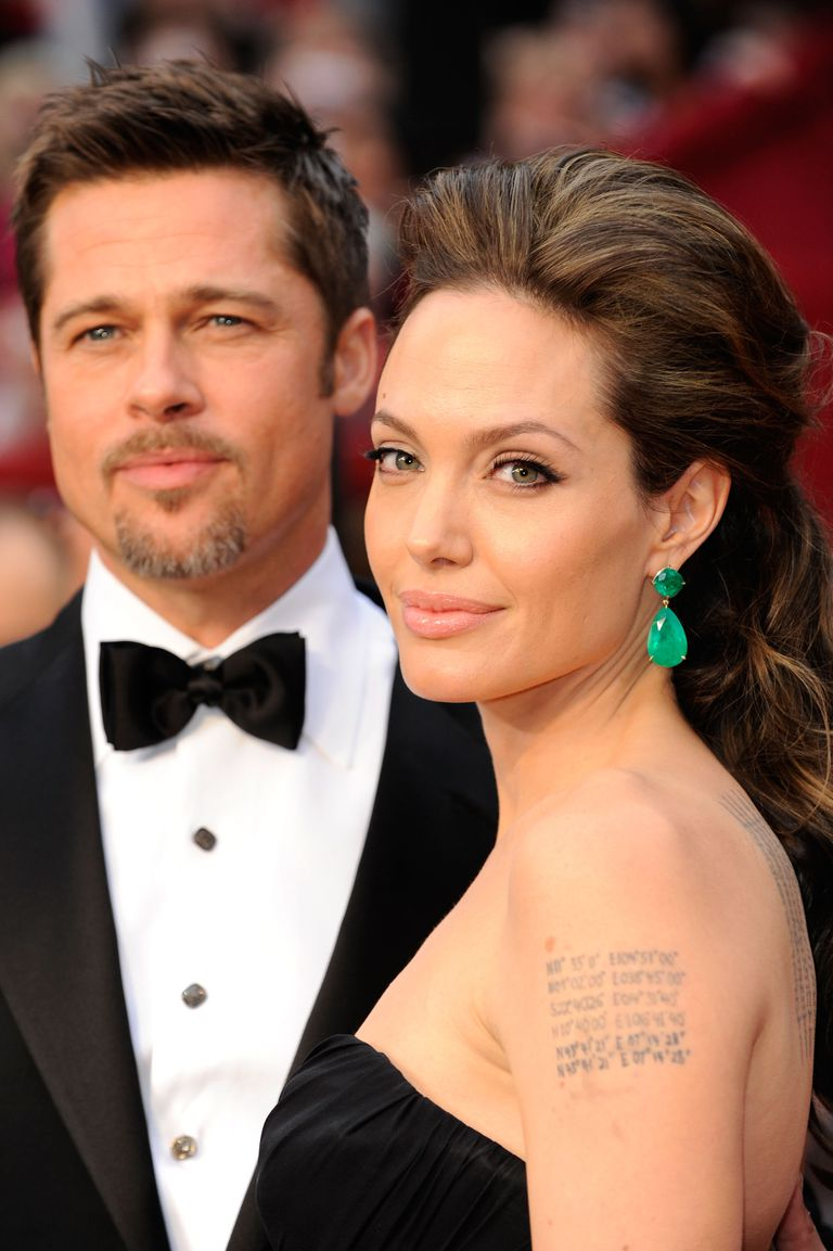 Angelina Jolie tattoos 3