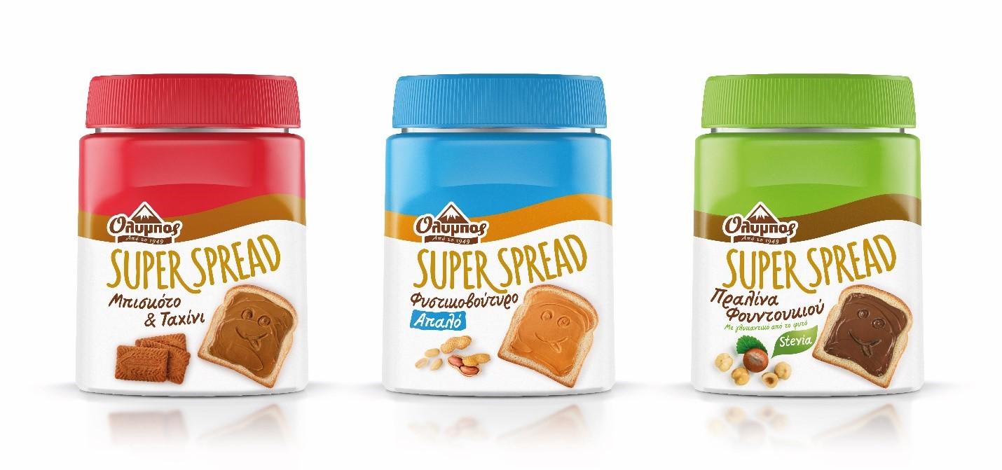 Όλυμπος Super Spread 2