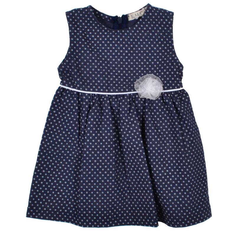 Φόρεμα Μπλε της Emc για κοριτσάκι