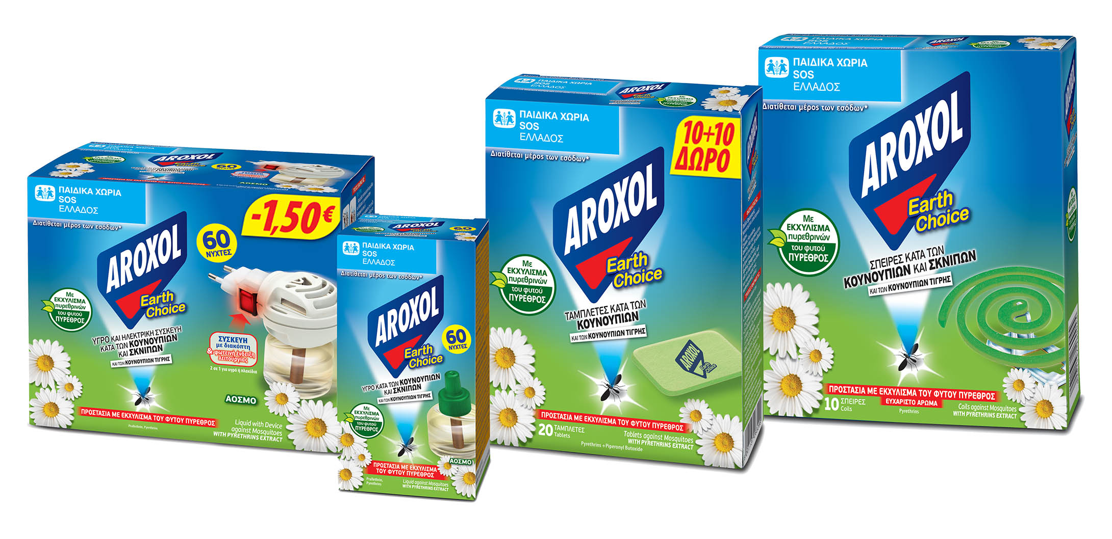 PHOTO AROXOL EARTH CHOICE
