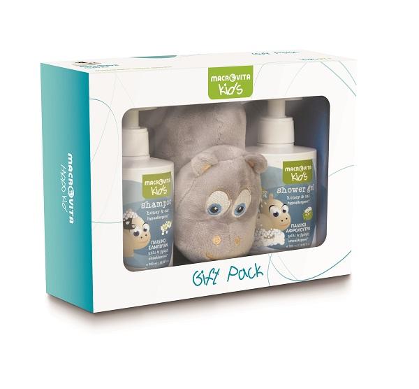 35764 HIPPO KID GIFT BOX