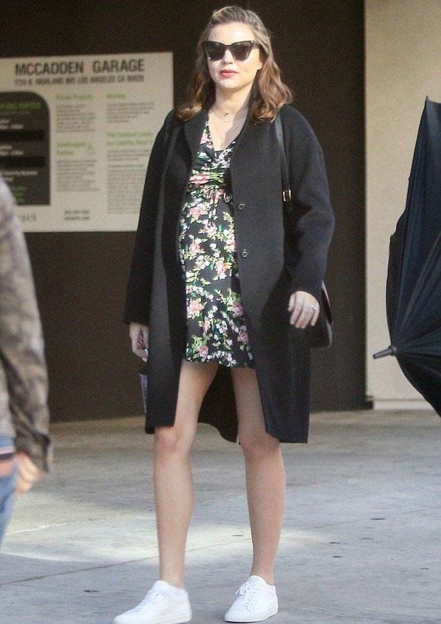 Miranda kerr pregnant 3