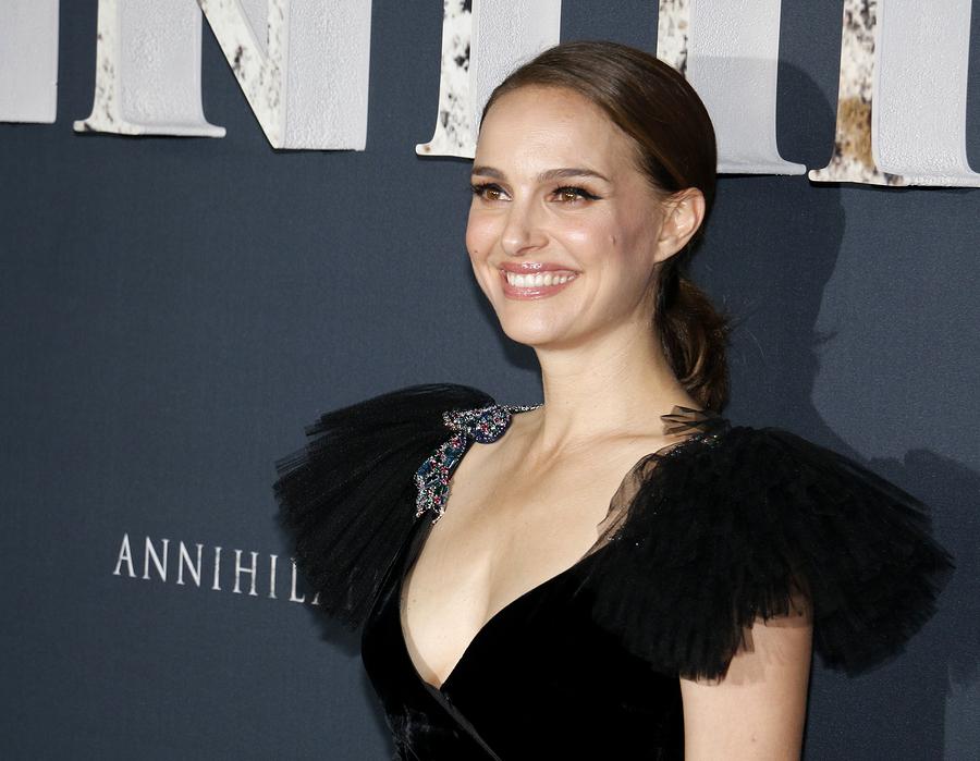 bigstock Natalie Portman at the Los Ang 227106886