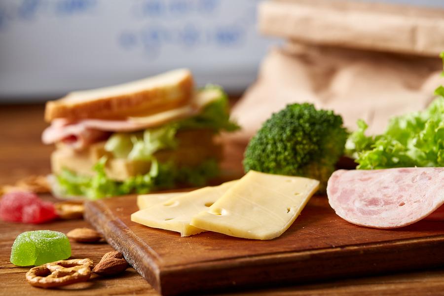 sandwich sxoleio