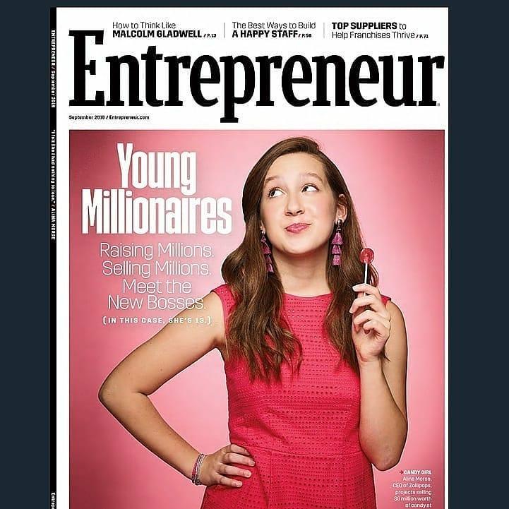 9c420981de0 Η πιο επιτυχημένη CEO είναι μόλις 13 ετών - Mothersblog.gr