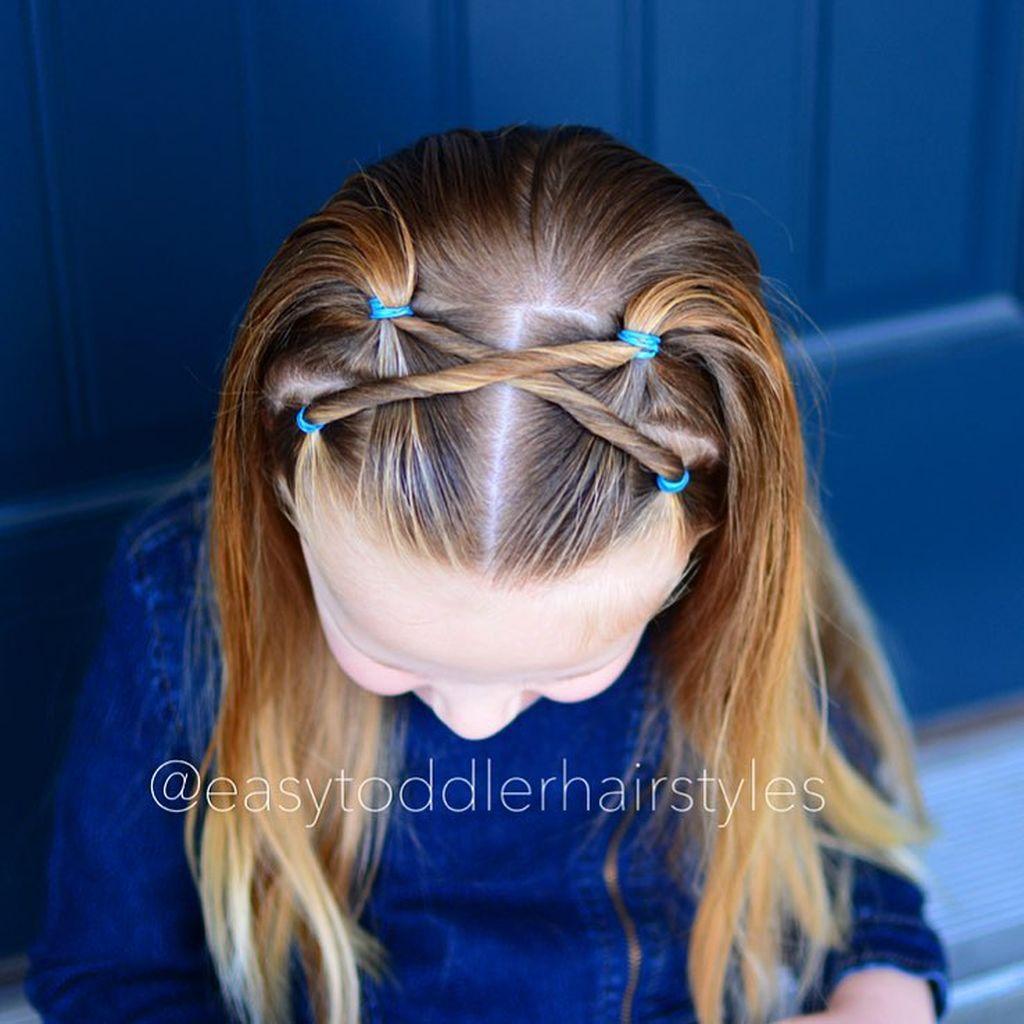 Υπέροχα παιδικά χτενίσματα για κορίτσια με κοντά μαλλιά  26 ιδέες για να  διαλέξετε - Mothersblog.gr 371b1a54560