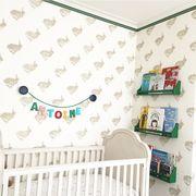 e168e9e41e1 Βρεφικό και παιδικό δωμάτιο σε πράσινη απόχρωση - 25 ιδέες για να το ...
