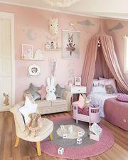 fbc4c9008fa Ρομαντικό παιδικό δωμάτιο για κορίτσια - Είκοσι όμορφες ιδέες ...