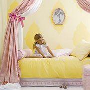 93a7feed64c Ρομαντικό παιδικό δωμάτιο για κορίτσια - Είκοσι όμορφες ιδέες ...