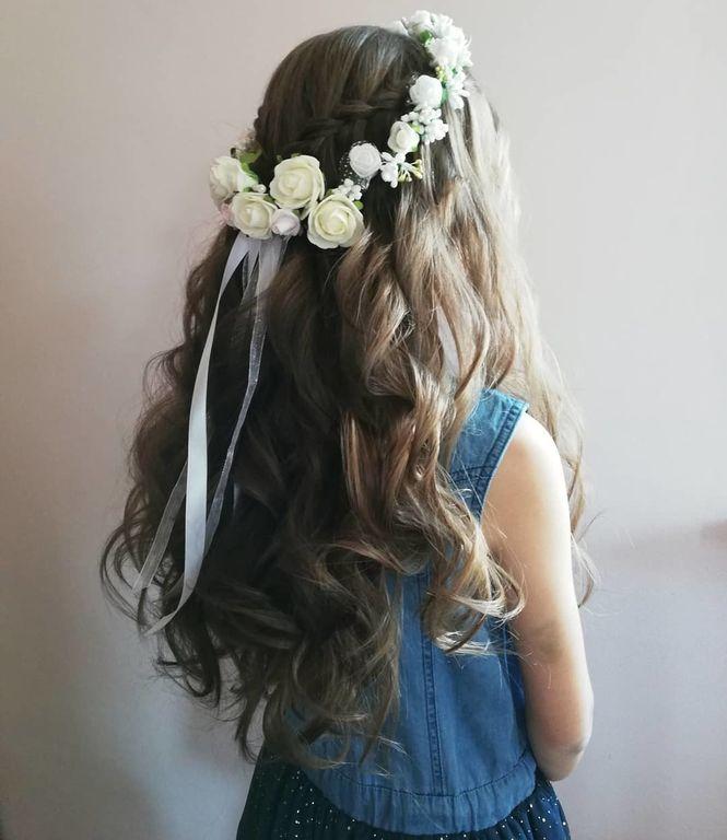 5df9ff33928 Δεκαπέντε χτενίσματα για κοριτσάκια με μακριά μαλλιά, που κάνουν ...