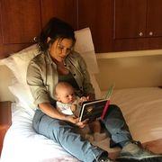 9fc15c477f3 Ο γιος της έγινε 4 μηνών - Δείτε τι του ευχήθηκε η διάσημη μαμά του ...