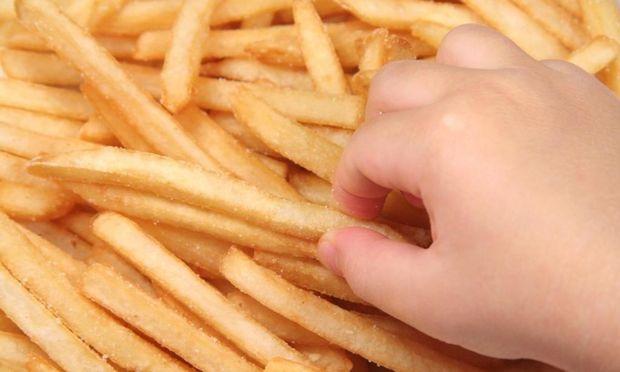 Το παιδί σας έχει εμμονή με τις τηγανιτές πατάτες; Βρείτε εναλλακτικές