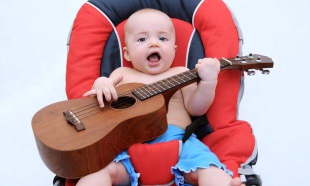 Πόσο σημαντικά είναι τα πρώτα μουσικά ακούσματα του παιδιού;