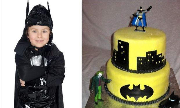 Πάρτι Batman για αγοράκια