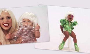 Η... extreme παιδική σειρά ρούχων της Lady Gaga