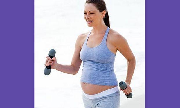 Κατάλληλες ασκήσεις ανά τρίμηνο στην εγκυμοσύνη σας