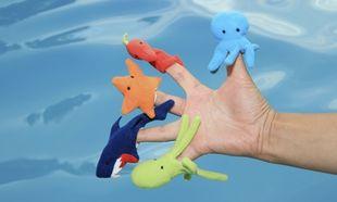 Διασκεδαστικές φιγούρες για τα δάχτυλα
