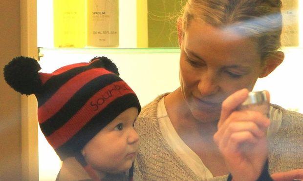 Kate Hudson: Δώστε στα μωρά σας την ελευθερία τους!