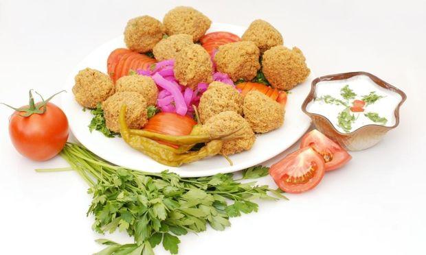 Κεφτεδάκια λαχανικών για παιδιά γεμάτα δύναμη!