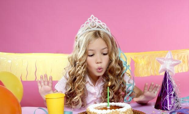 Πάρτι για μία μικρή πριγκίπισσα