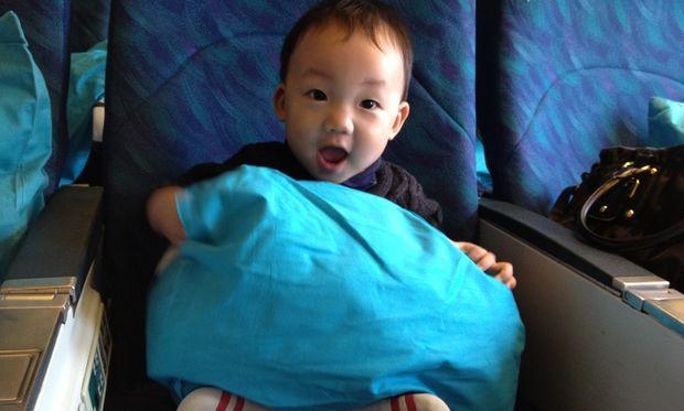 Το πρώτο μου ταξίδι με το μωρό μου, τι πρέπει να έχω μαζί;